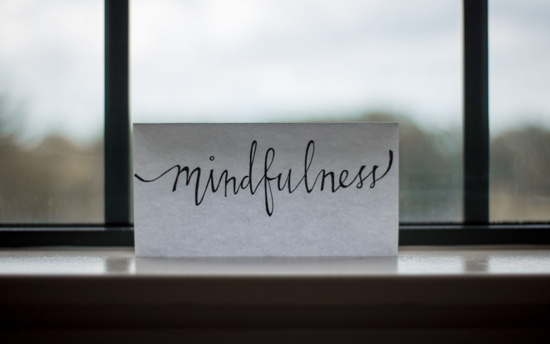 Anxiety and mindfulness